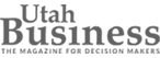 Utah Business Logo